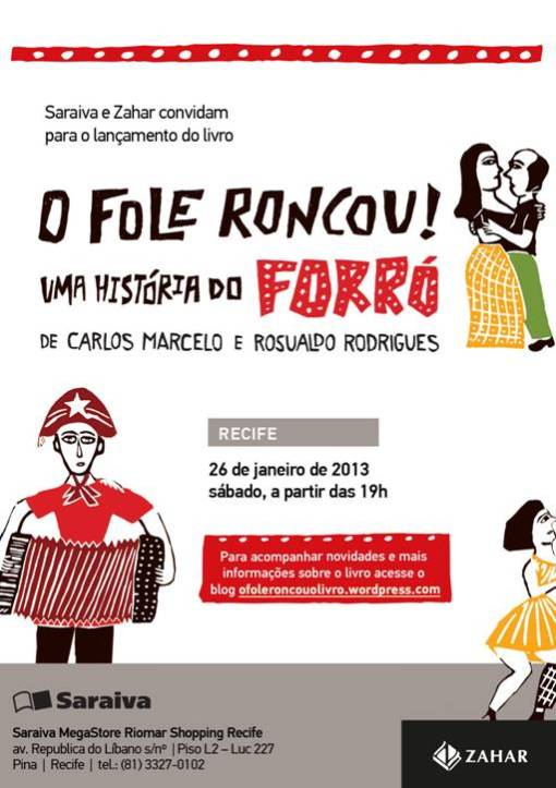 """O fole..."" no Recife"